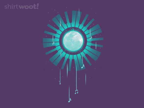 Moonlight Sonata T Shirt