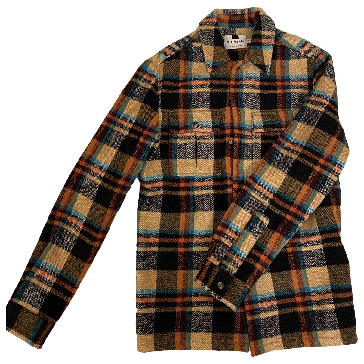 Topman \N Cotton jacket  for Men XS International