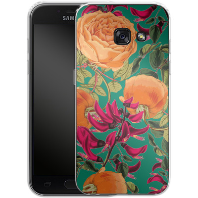 Samsung Galaxy A3 (2017) Silikon Handyhuelle - Sweet Spring von Zala Farah
