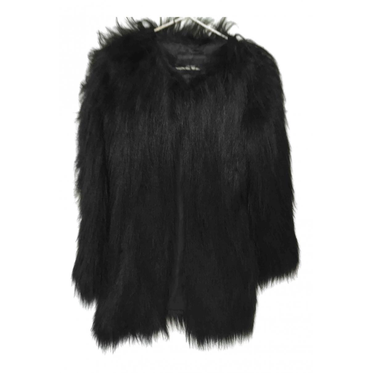 Unreal Fur \N Black Faux fur jacket for Women M International