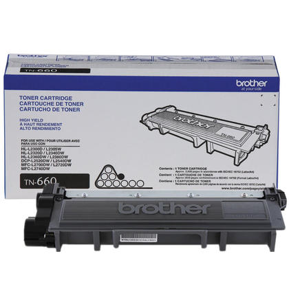 Brother HL-L2380DW Original Black Toner Cartridge High Yield