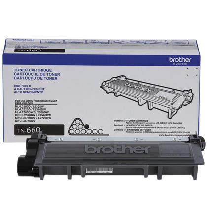 Brother MFC-L2707DW Original Black Toner Cartridge High Yield