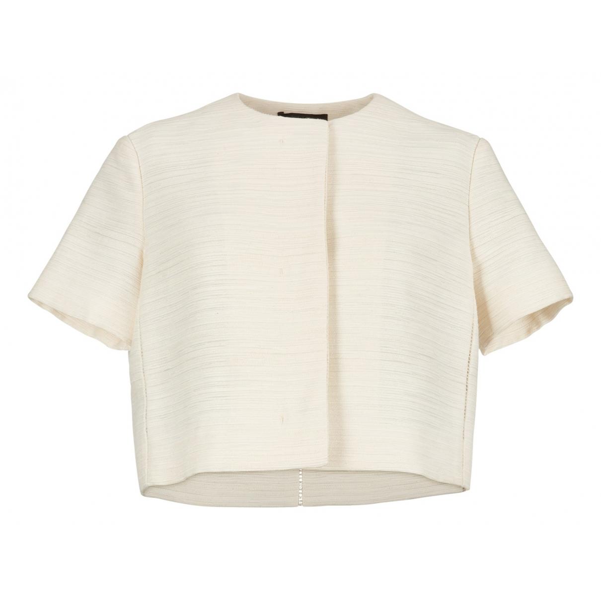 The Row N Beige Cotton jacket for Women 10 UK