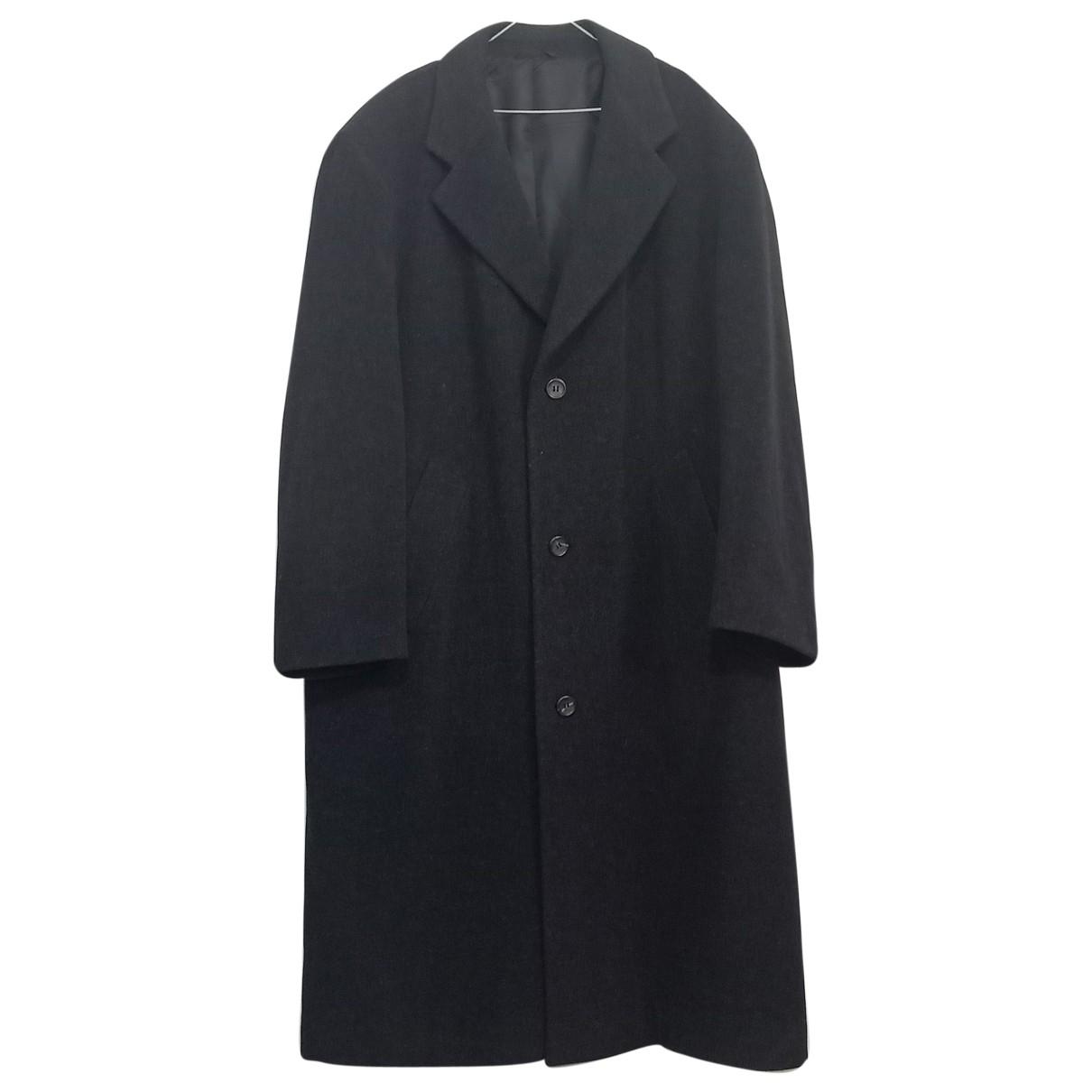 Boss \N Grey Wool coat  for Men 54 IT