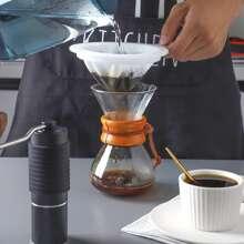 1pc Handle Held Coffee Filter