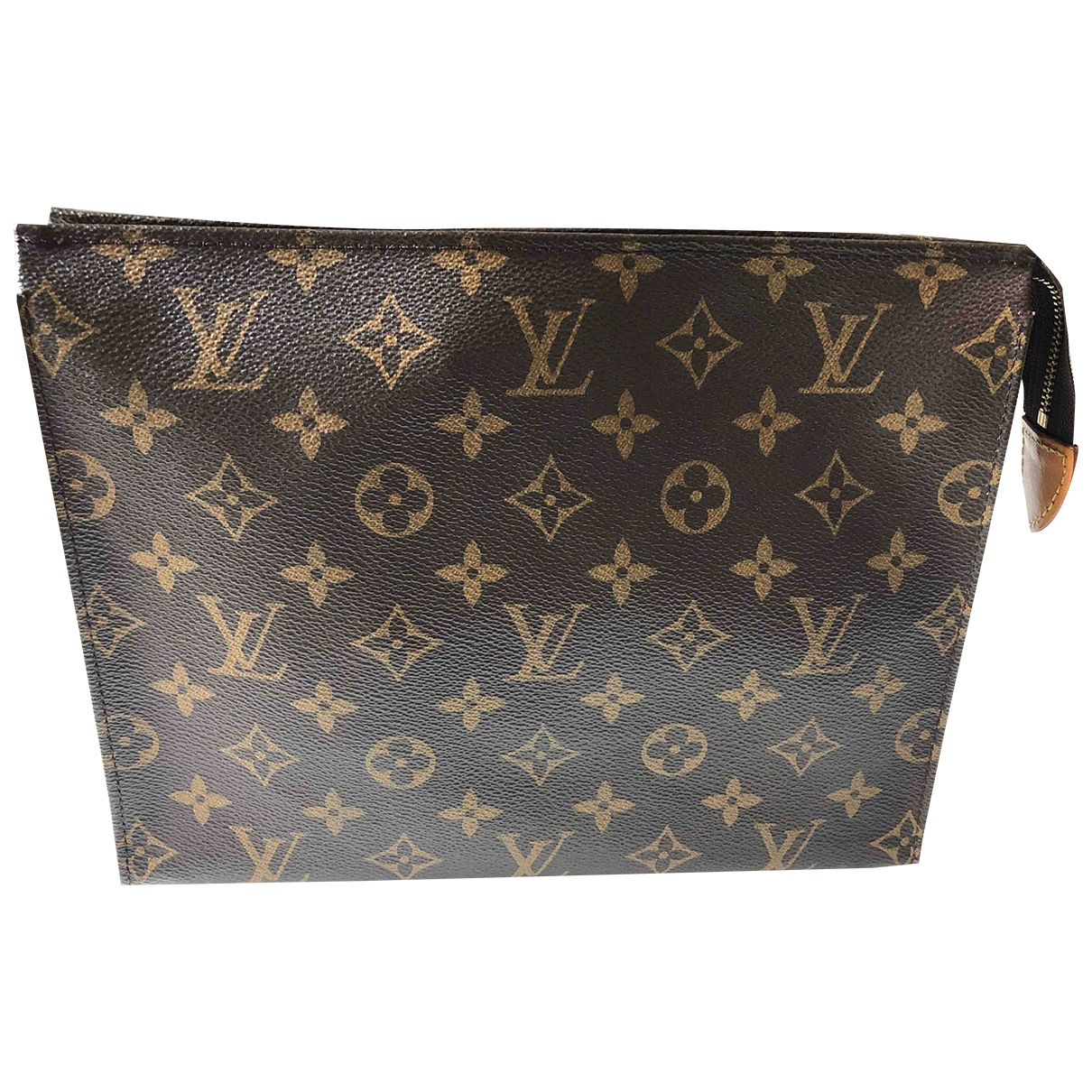 Louis Vuitton - Pochette Multi Pochette Access pour femme en toile - marron