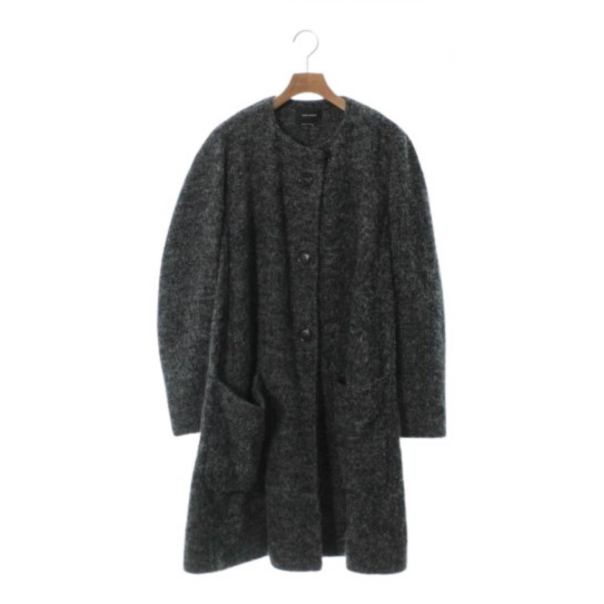 Isabel Marant - Manteau   pour femme en laine - gris
