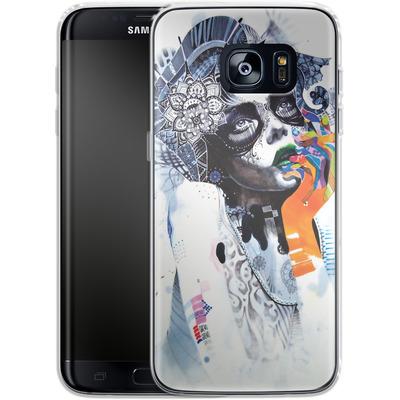 Samsung Galaxy S7 Edge Silikon Handyhuelle - The Dream von Minjae Lee