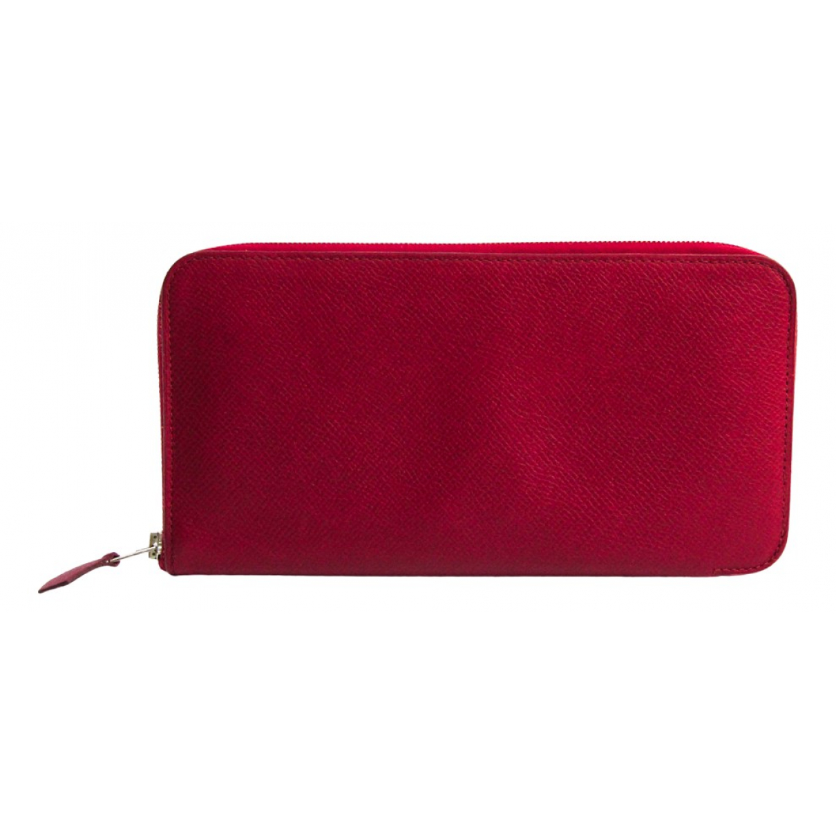 Hermès Azap Red Leather wallet for Women N