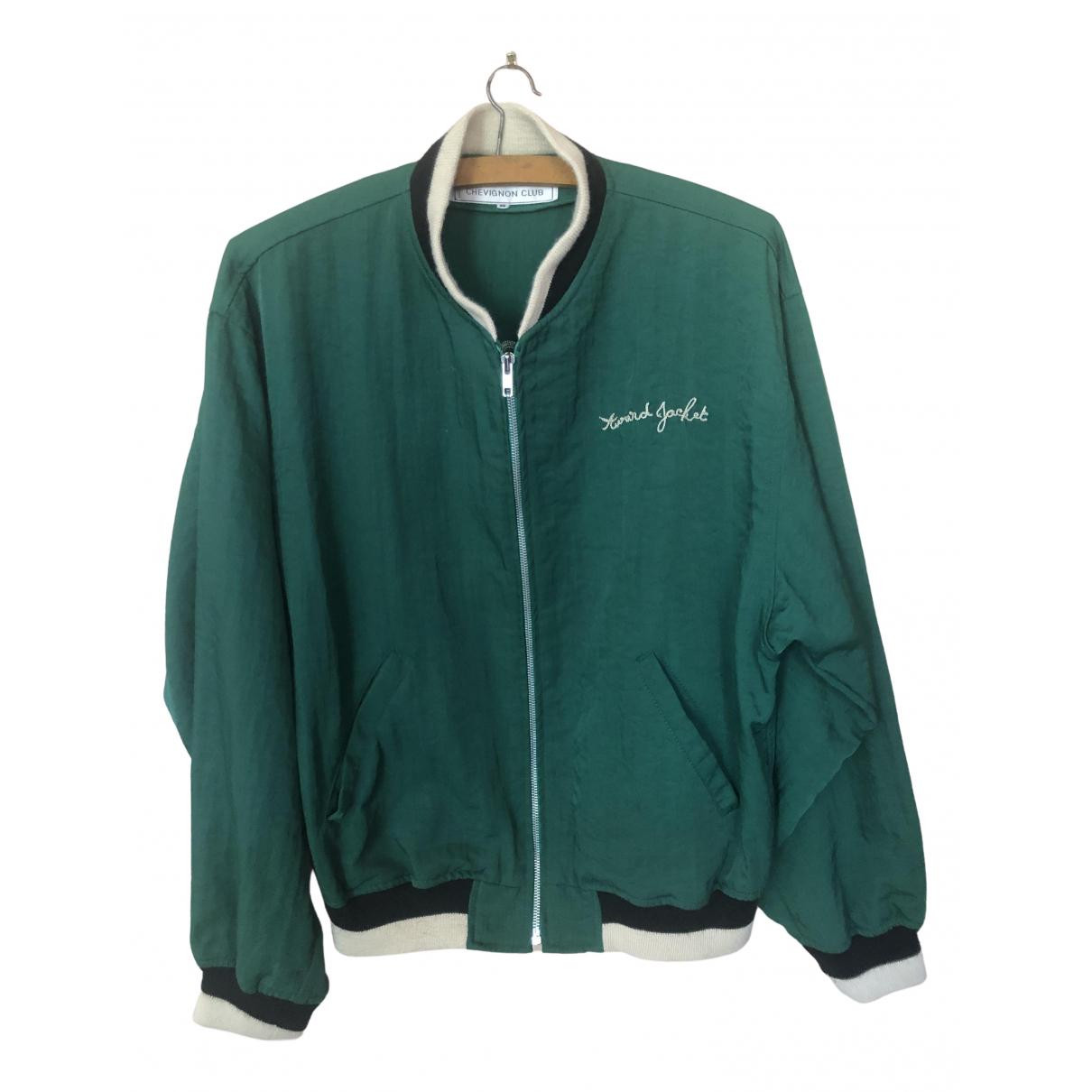 Chevignon N Green jacket  for Men M International