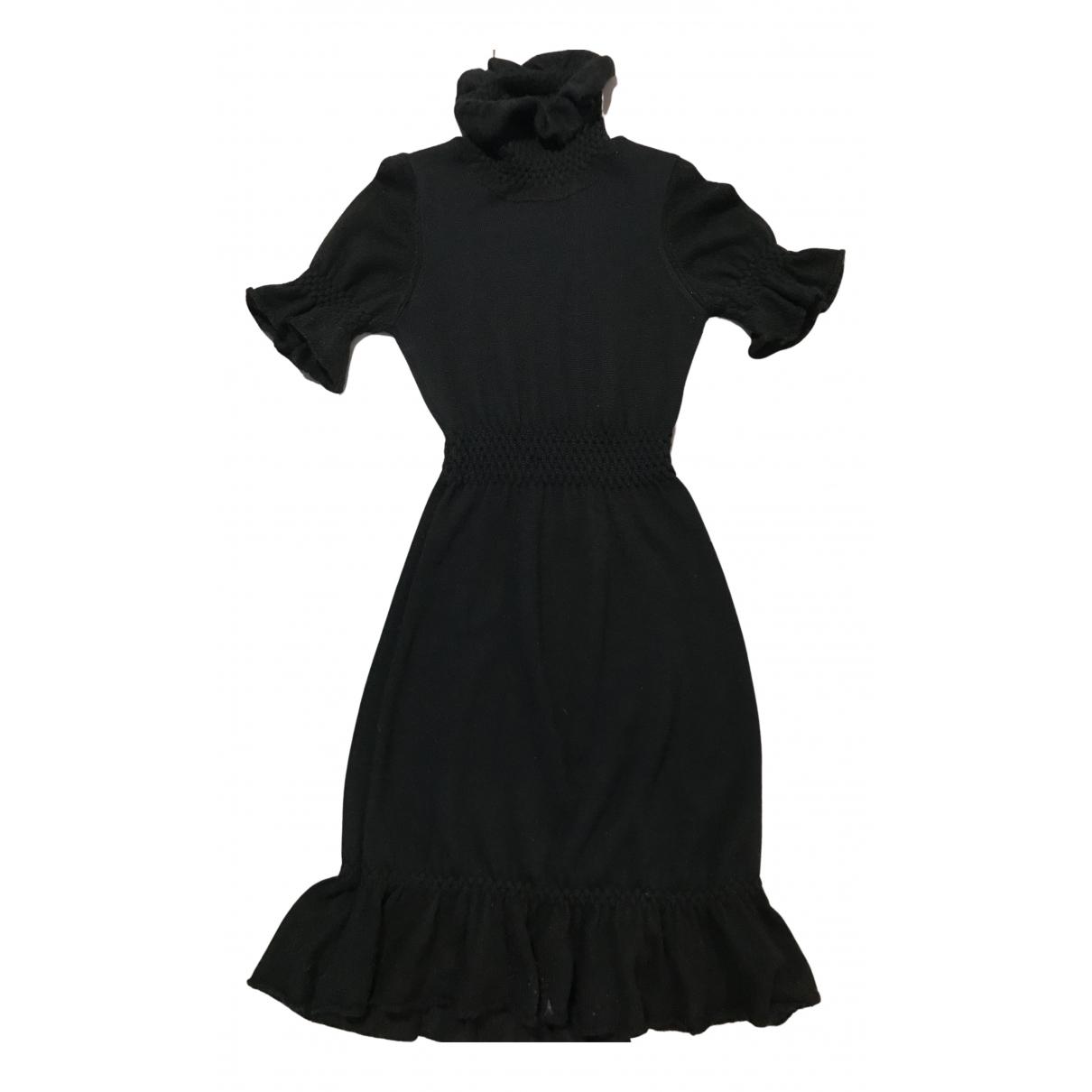 Vestido midi de Lana Non Signe / Unsigned