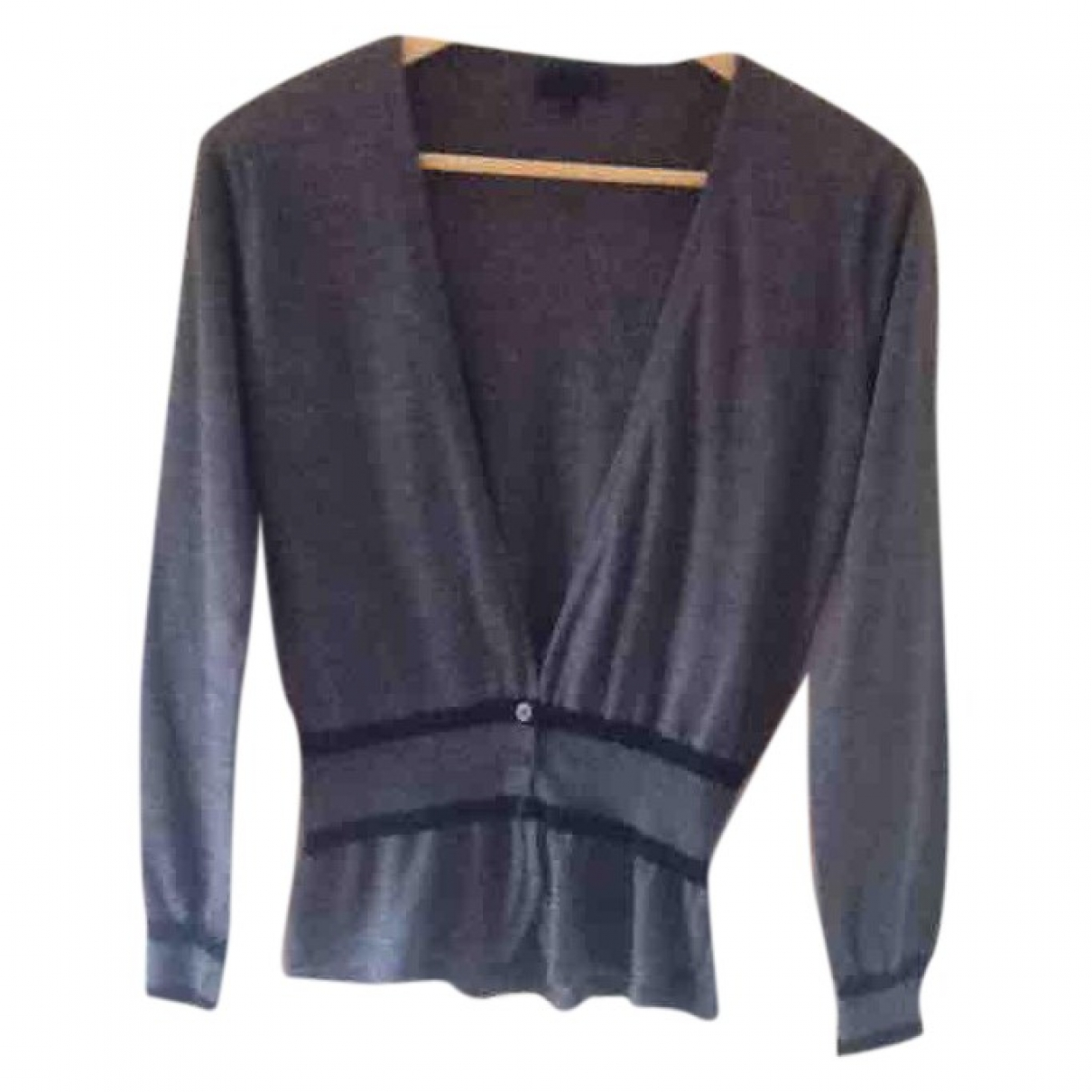 Paul Smith \N Pullover in  Grau Wolle
