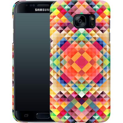 Samsung Galaxy S7 Smartphone Huelle - We Color von Danny Ivan