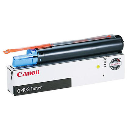 Canon GPR8 6736A003AA Original Black Toner Cartridge