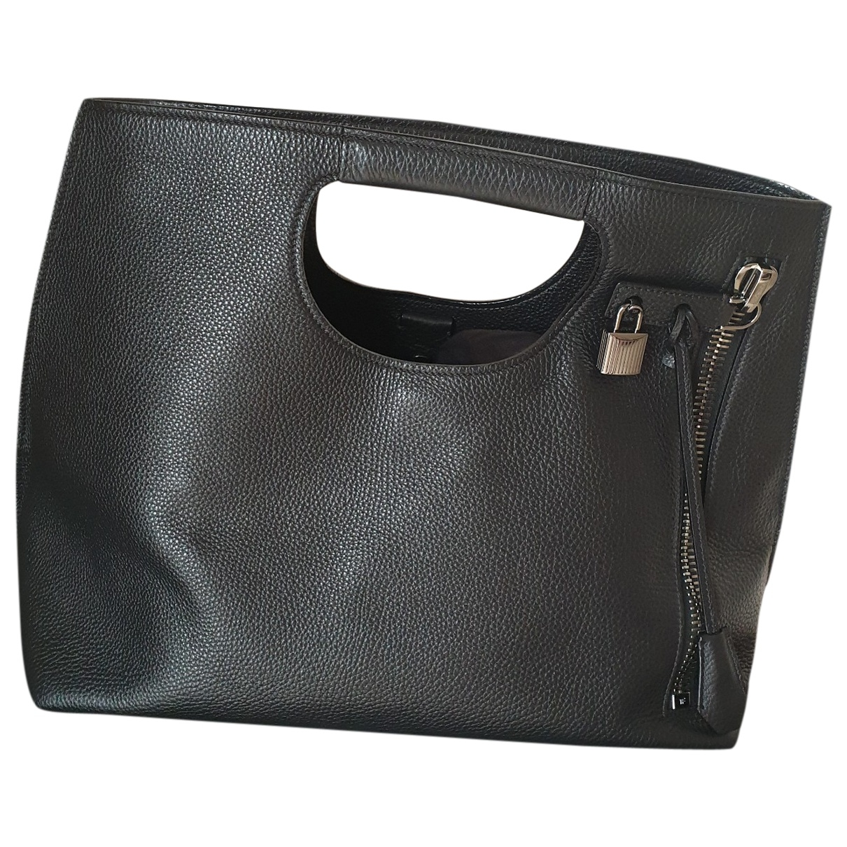 Tom Ford - Sac a main Alix pour femme en cuir - noir