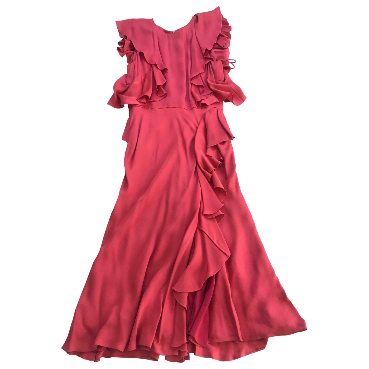 Alexander Mcqueen - Robe   pour femme - rose