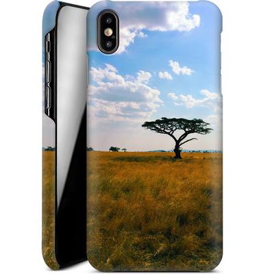Apple iPhone XS Max Smartphone Huelle - Tanzanian Savanna von Omid Scheybani