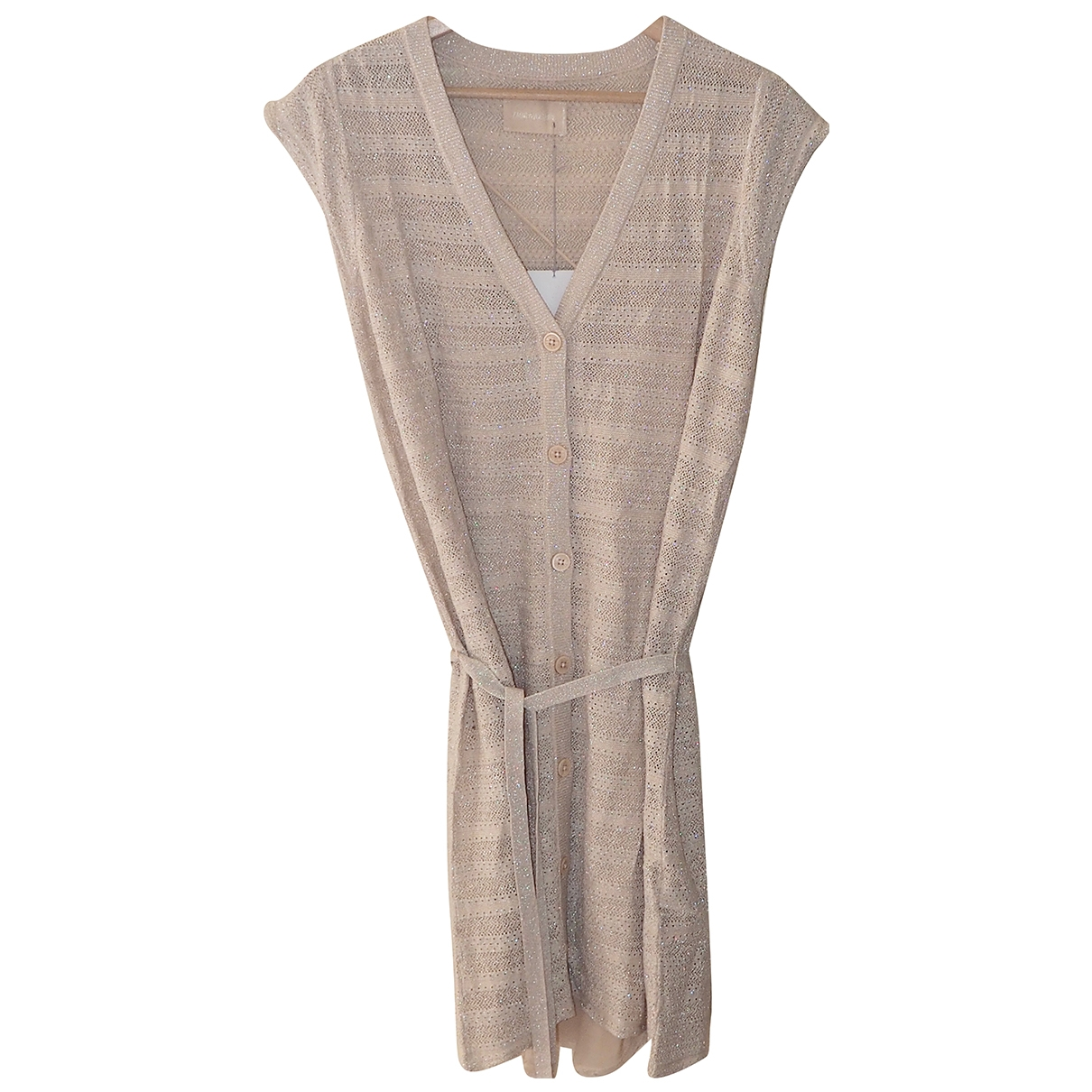 Zadig & Voltaire - Robe   pour femme - beige