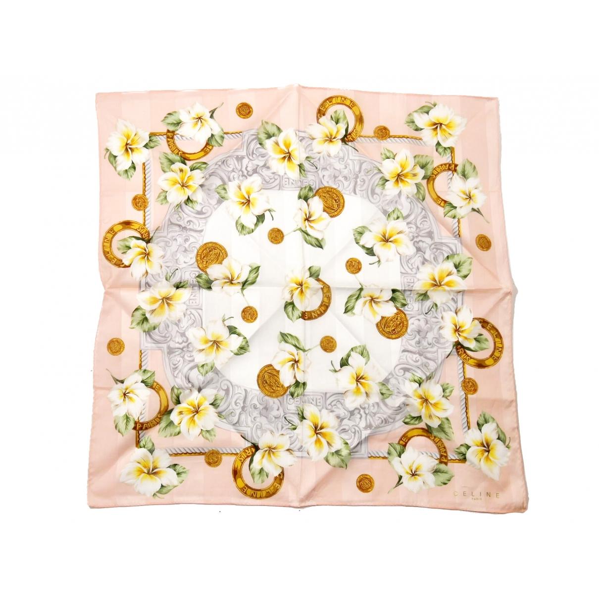 Celine \N Linen scarf for Women \N