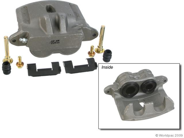 Cardone W0133-1819921 Disc Brake Caliper Front Right