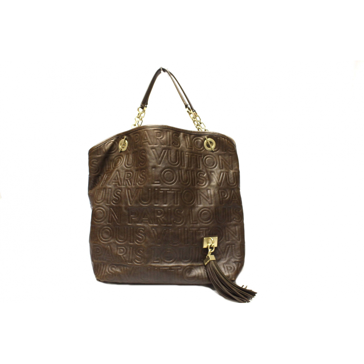 Bolso Whisper de Cuero Louis Vuitton