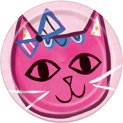 Pink Cat Round 9