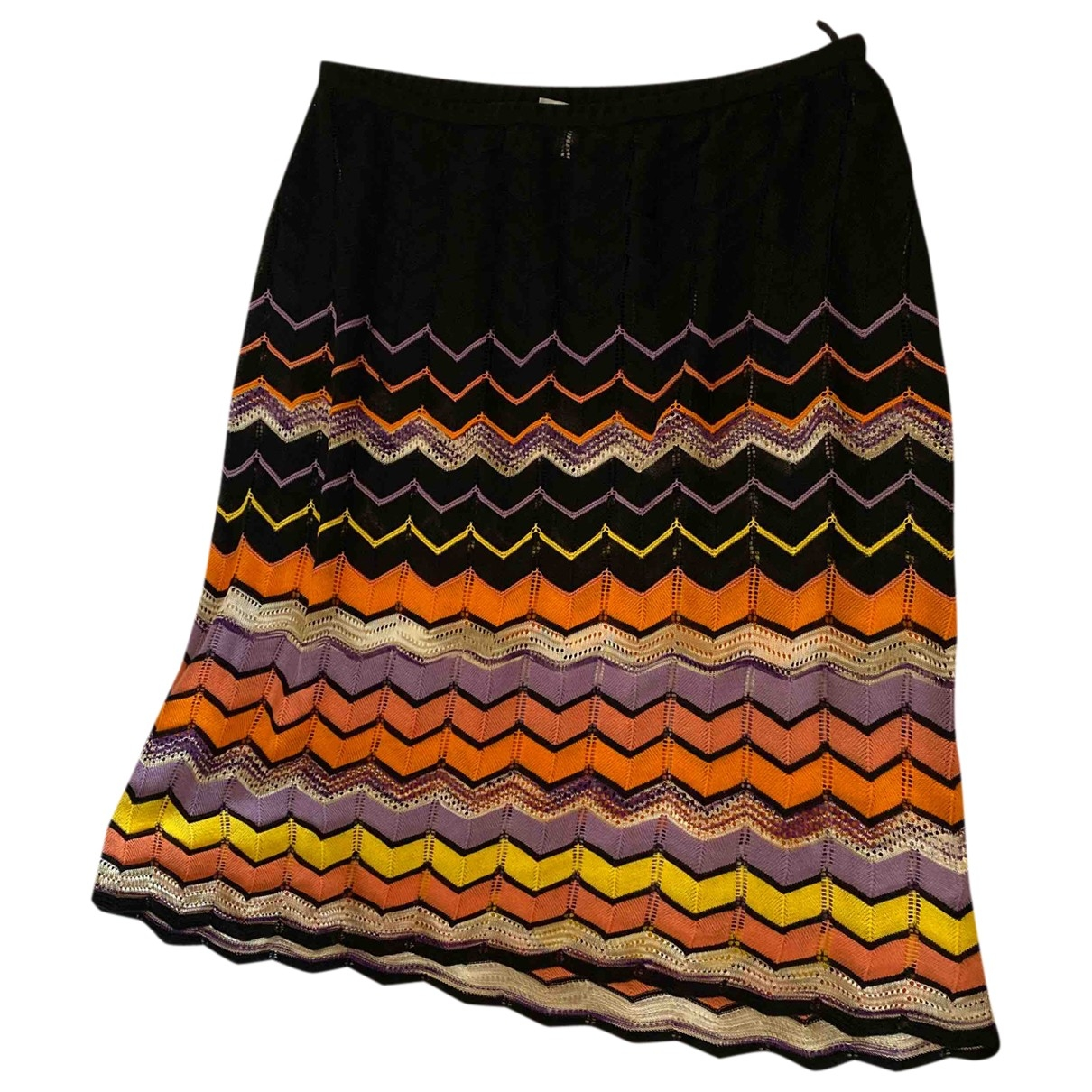 M Missoni - Jupe   pour femme - multicolore