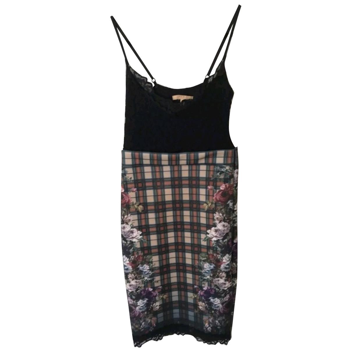 Zara \N Kleid in  Bunt Spitze