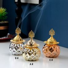 1pc Geometric Design Incense Burner