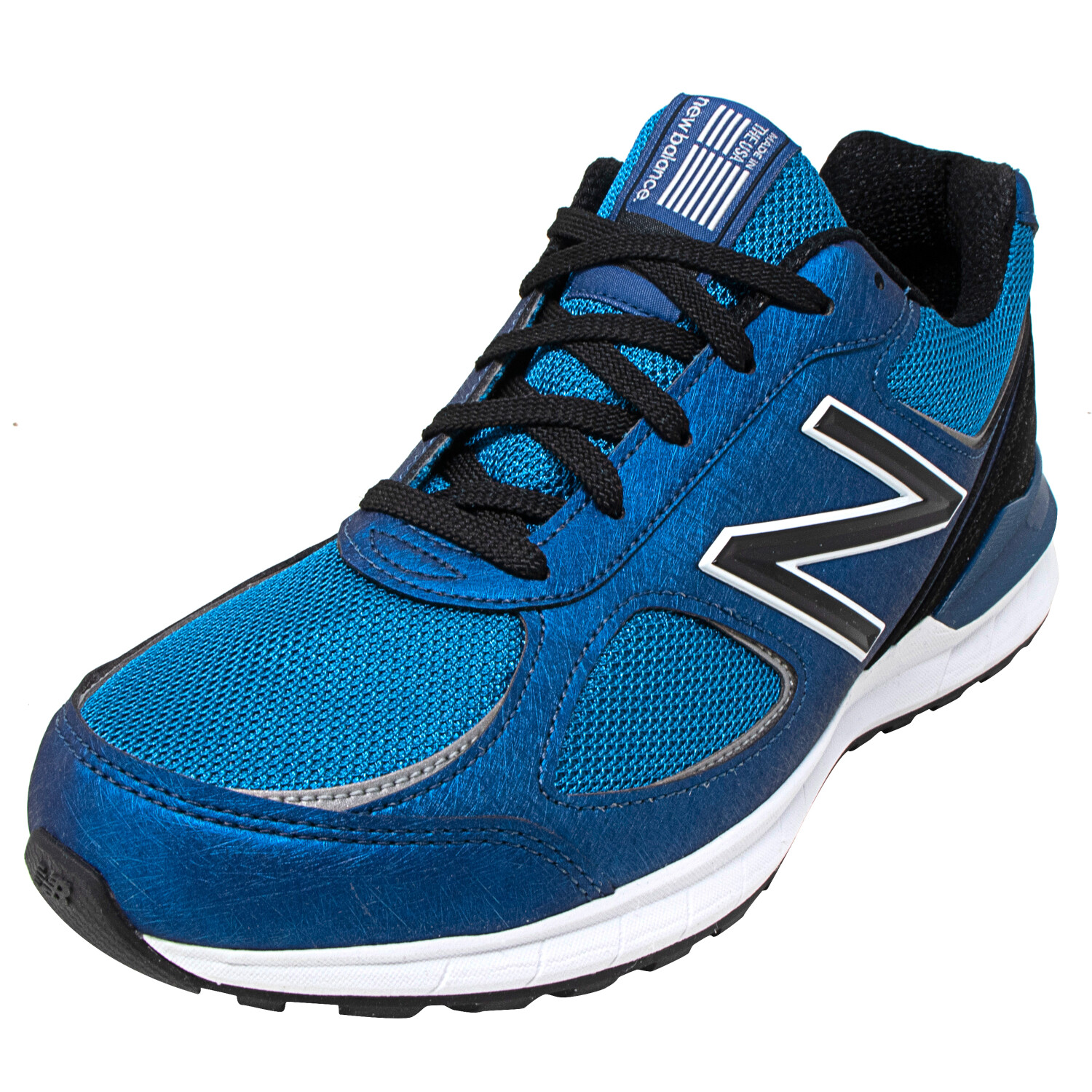 New Balance Men's M770 Bb2 Ankle-High Suede Sneaker - 7M