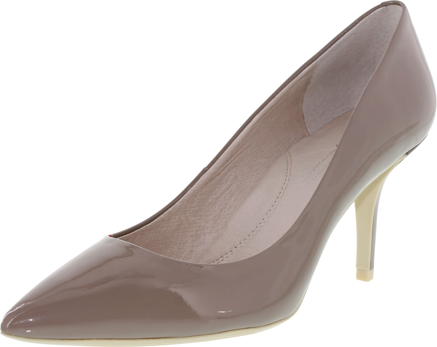 Kenneth Cole Women's Lori Stone Ankle-High Leather Pump - 9M
