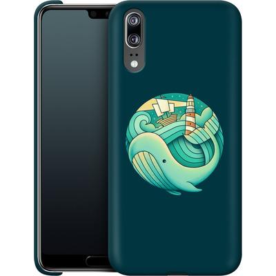 Huawei P20 Smartphone Huelle - Into The Ocean von Enkel Dika