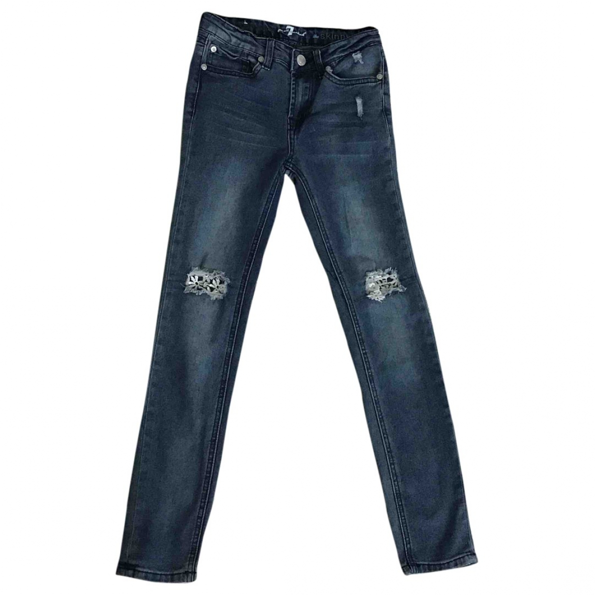 7 For All Mankind \N Cotton Trousers for Kids 10 years - until 56 inches UK
