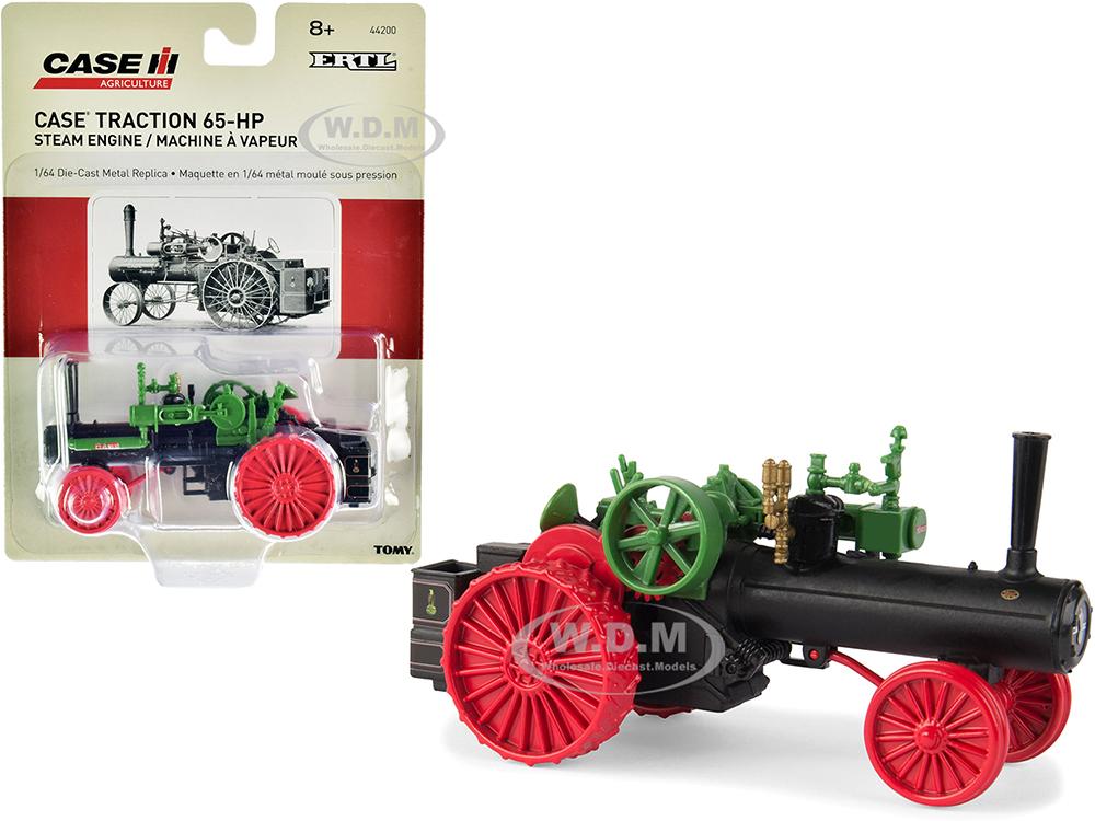 Case Traction 65-HP Steam Engine