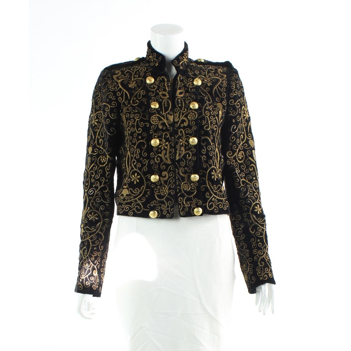 Alice & Olivia \N Black jacket for Women 8 US