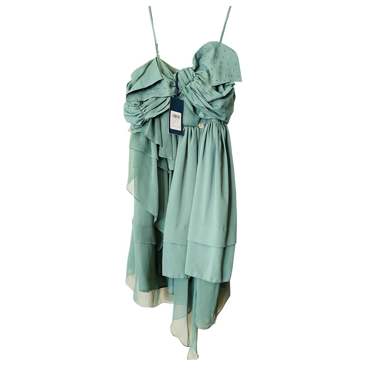 Liu.jo \N Green dress for Women 40 IT