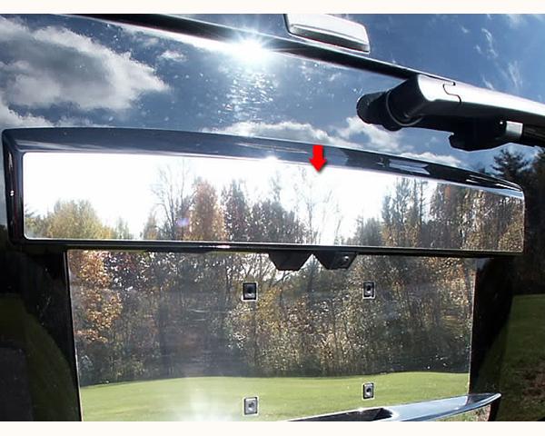 Quality Automotive Accessories License Bar Trim GMC Yukon | XL 2008