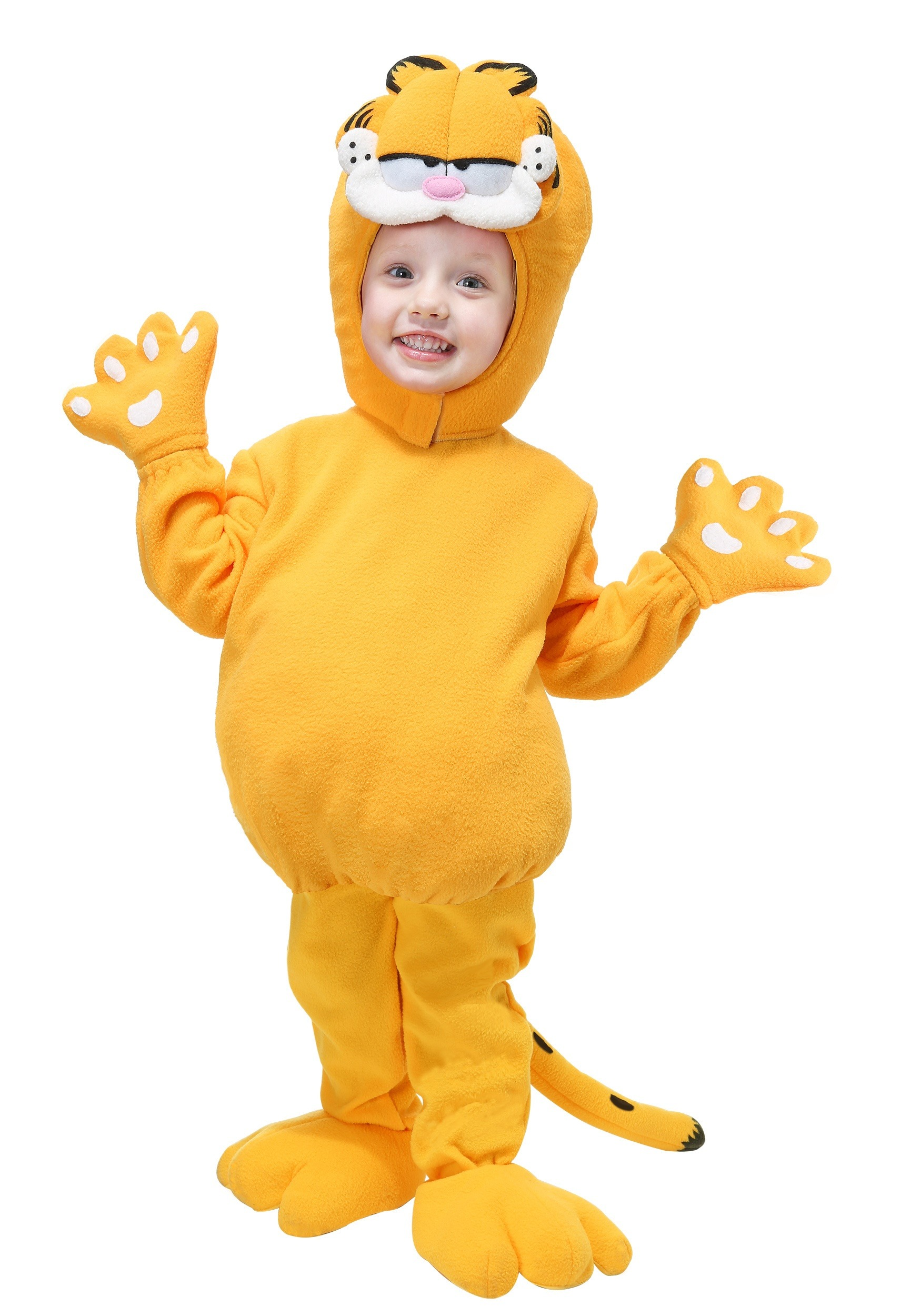 Garfield Full Body Suit Toddler Costume