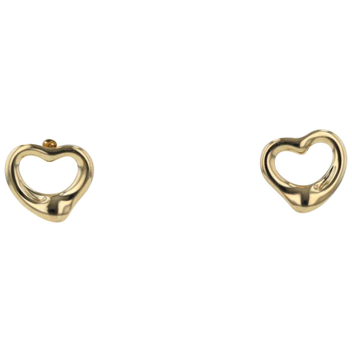 Tiffany & Co \N OhrRing in Gelbgold