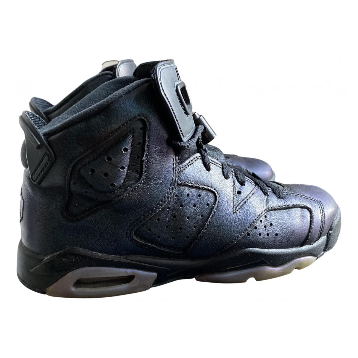 Deportivas Air Jordan 6  de Cuero Jordan