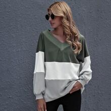 Colorblocks Laessig Sweatshirts