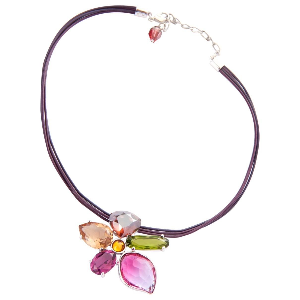 Swarovski \N Multicolour Crystal necklace for Women \N