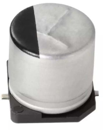 Panasonic 820μF Electrolytic Capacitor 16V dc, Surface Mount - EEEFT1C821UP (500)