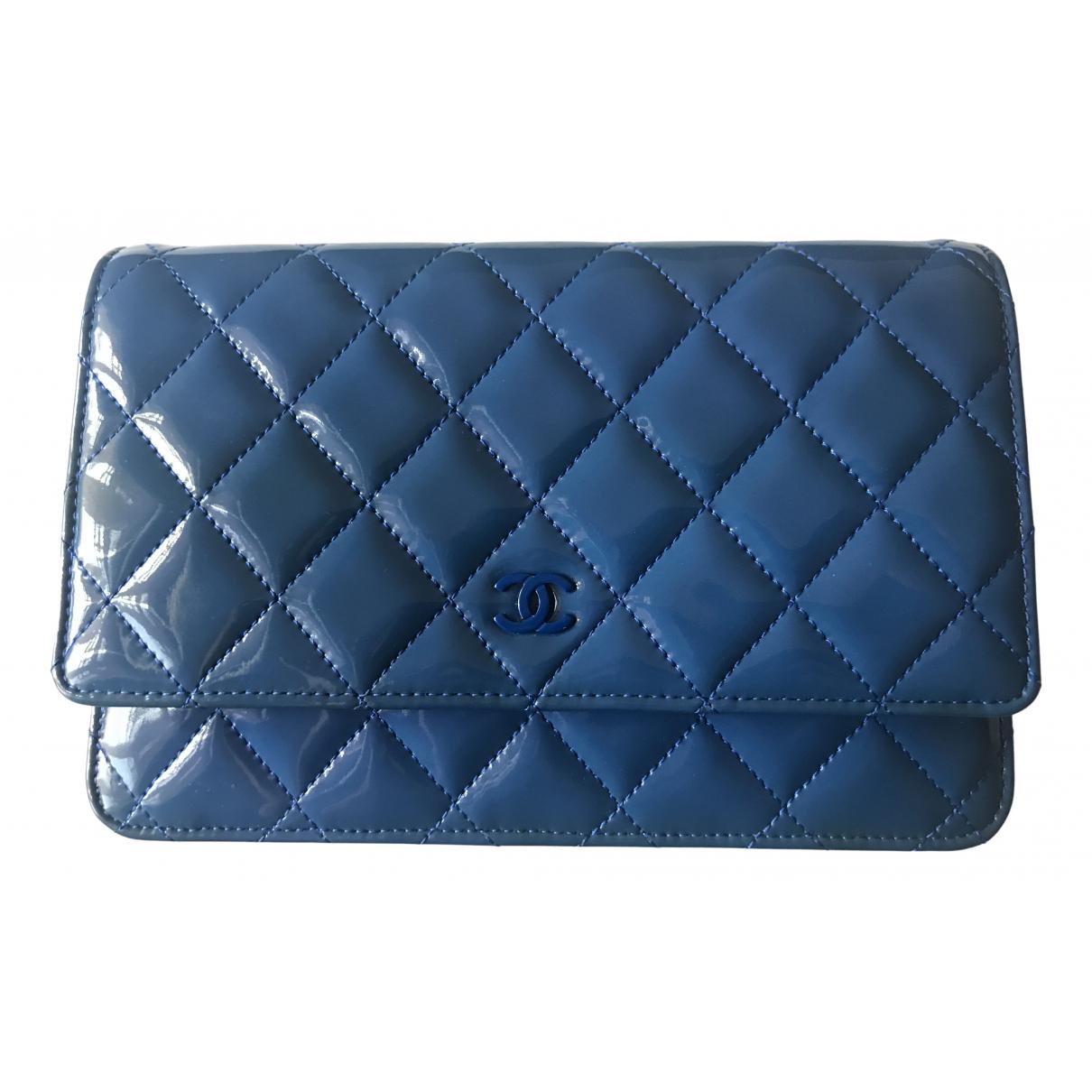 Pochette Wallet on Chain de Charol Chanel