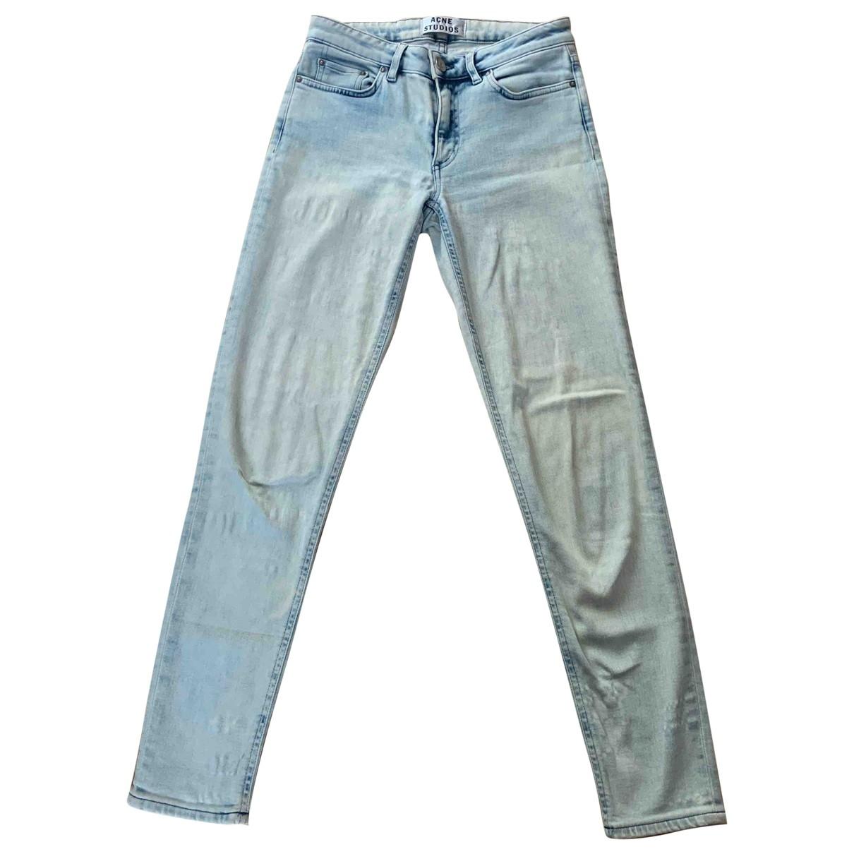 Pantalon pitillo Acne Studios