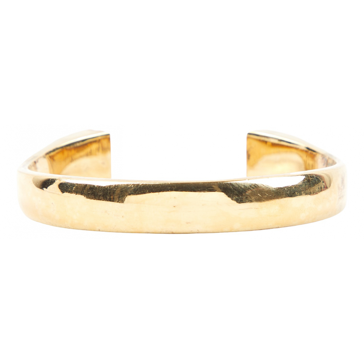 Saint Laurent \N Armband in  Gold Vergoldet