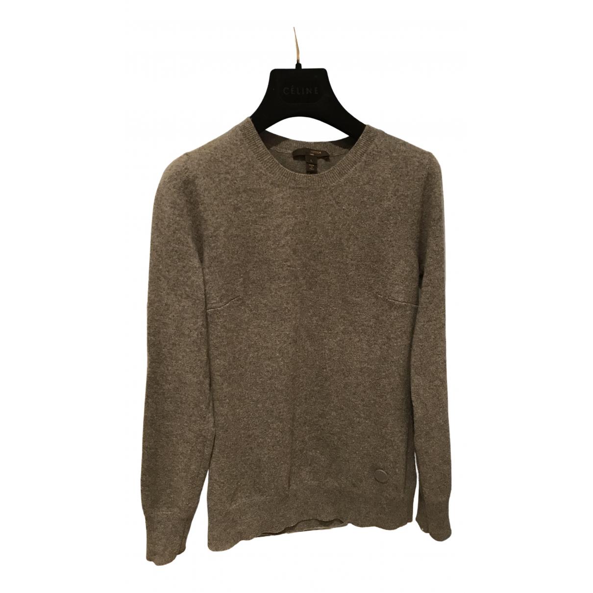 Louis Vuitton \N Grey Cashmere Knitwear for Women L International