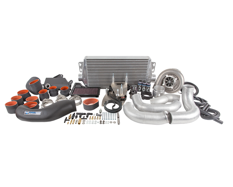 Vortech Polished Supercharger System w/ V-3 Si & Air/Air Cooler Ford Mustang GT 5.0L 15-20