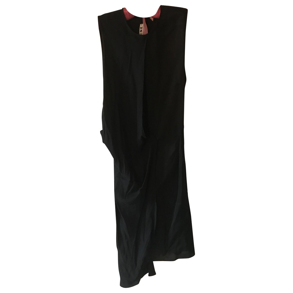 Acne Studios \N Black dress for Women 36 FR