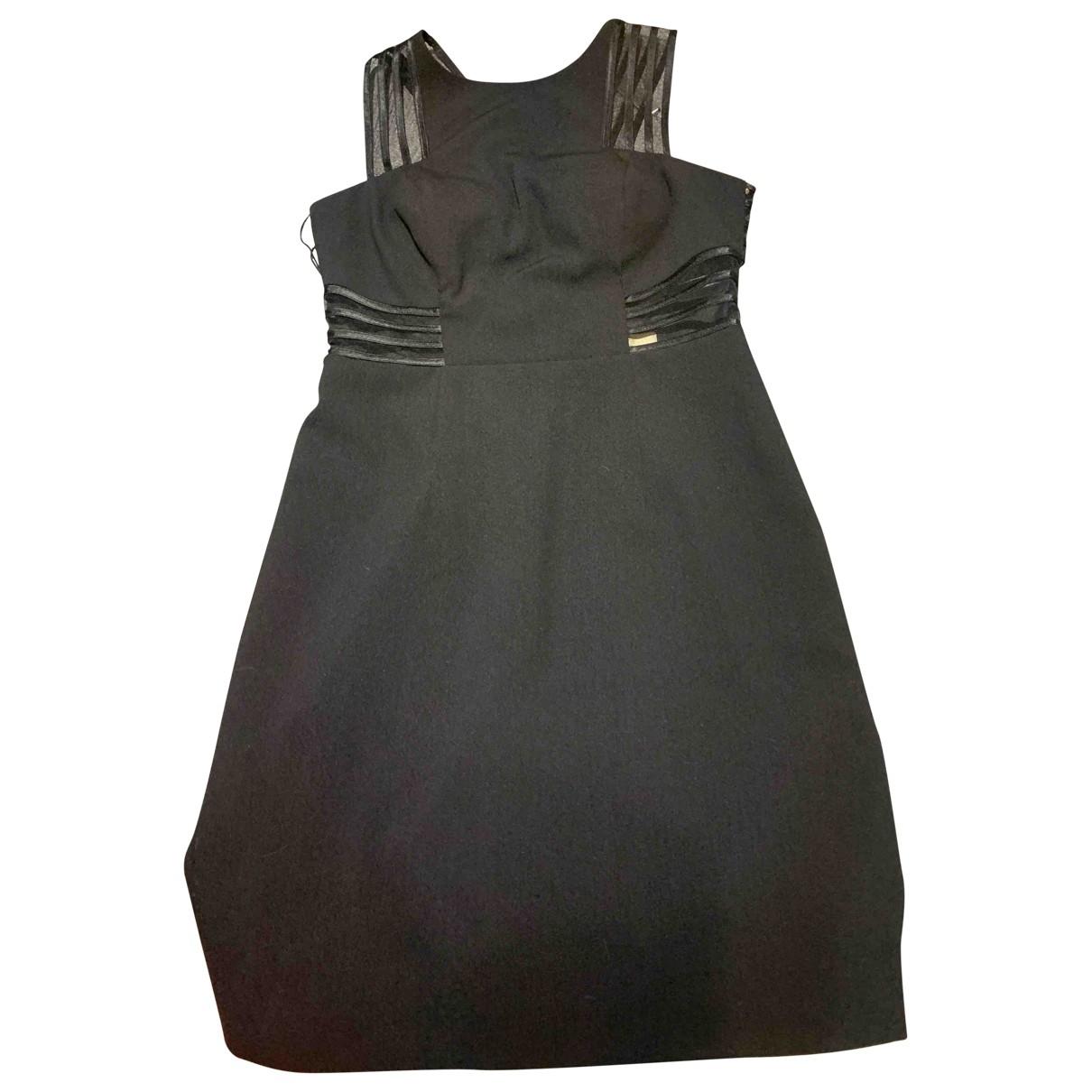 Aidan \N Kleid in  Schwarz Polyester